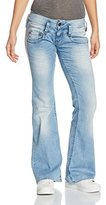 Herrlicher Women's Pitch Jeans (Flared Leg),26W/32L
