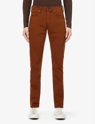 Paige Federal slim stretch-denim jeans
