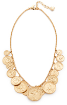 Kate Spade Flip a Coin Necklace