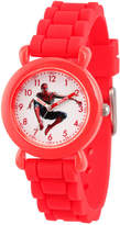 AVENGERS Avengers Avengers Boys Red Strap Watch-Wma000256