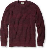 L.L. Bean Blue Jean Sweater, Crewneck