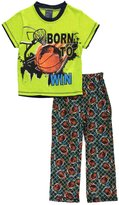 "Mac Henry Big Boys' ""Born to Win"" 2-Piece Pajamas"