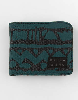 Billabong Tides Asphalt Wallet