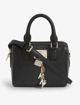 DKNY Elissa leather cross-body bag