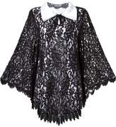 Martha Medeiros lace overlay dress