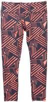 New Balance Printed Fashion Performance Leggings (Big Girls)