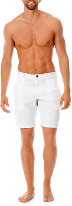 Vilebrequin Men's Baron Linen Shorts