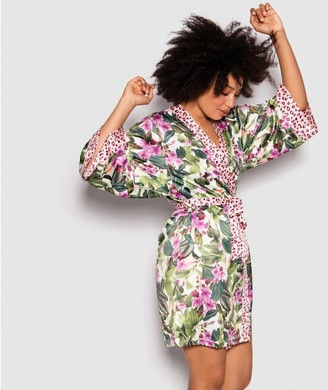 Bras N Things Oasis Wrap - Floral Print