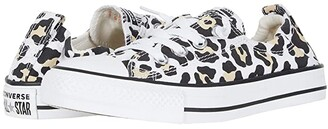 Converse Chuck Taylor(r) All Star(r) Shoreline Slip-On - Leopard Print (Leopard Print) Women's Slip on Shoes