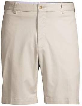 Peter Millar Men's Cotton Twill Shorts