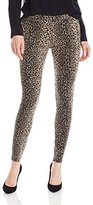 Hue Women's Animal Denim Leggings