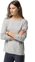 Tommy Hilfiger Final Sale-Wool & Cashmere Boatneck Sweater