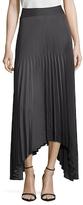 Ramy Brook Maxine Asymmetrical Pleated Skirt