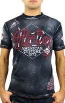 Affliction Sidecar Short Sleeve T-Shirt XXXL