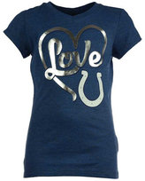 5th & Ocean Girls' Indianapolis Colts Love T-Shirt