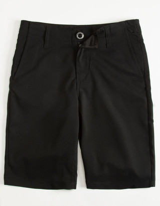 Volcom Frickin Static Boys Charcoal Hybrid Shorts