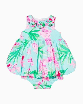 Lilly Pulitzer Baby Britta Infant Bubble Dress