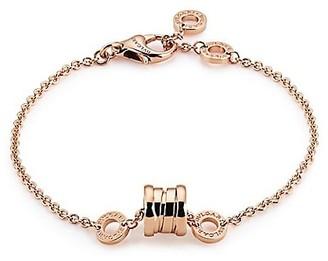 Bvlgari B.zero1 18K Rose Gold Bracelet