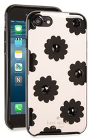 Kate Spade Jeweled Floral Iphone 7 Case - White