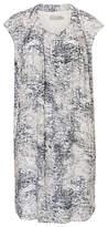 Betty Barclay Printed Shift Dress, Silver/Grey