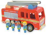 Indigo Jamm Freddie Fire Engine and Peg People in Red