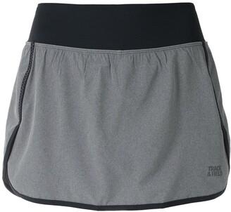Track & Field UTMX logo skirt