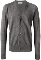 Boglioli V-neck cardigan - men - Virgin Wool - 54