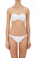 Eres Women's Tutti Bandeau Bikini-WHITE