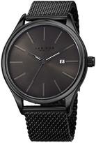 Akribos XXIV Men's Quartz Mesh Bracelet Watch