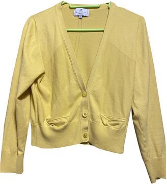 Essentiel Antwerp Yellow Cotton Knitwear