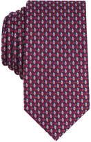 Perry Ellis Men's Templar Neat Silk Tie