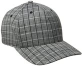 Kangol Men's Plaid Flexfit Baseball Cap