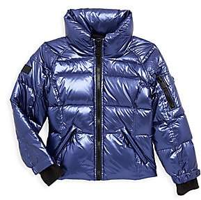 SAM. Girl's Freestyle Down Puffer Jacket