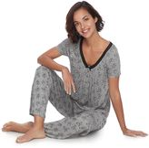Croft & Barrow Women's Pajamas: Enchanted Pajama Set