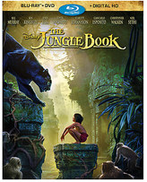 Disney The Jungle Book Blu-ray Combo Pack - Live Action