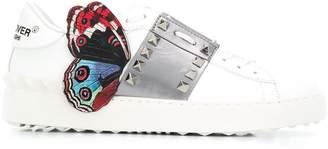 Valentino Garavani x Undercover butterfly sneakers