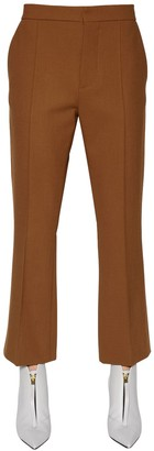Marni Double Viscose & Wool Blend Pants
