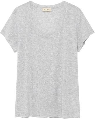 American Vintage Jacksonville Short Sleeve Tee - Polar Melange - m