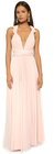 twobirds tulle gown
