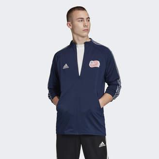 adidas New England Revolution Anthem Jacket