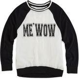 JCPenney Total Girl Raglan Sweatshirt - Girls 7-16 and Plus