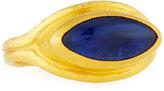 Gurhan Pandora 24k Marquise-Cut Kyanite Ring