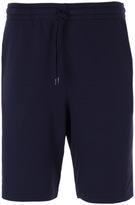 Lyle & Scott Navy Jersey Sweat Shorts