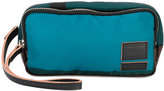 Marni x Porter Yoshida wash bag - men - Calf Leather/Polyester - One Size