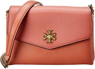 Tory Burch Kira Mini Leather & Suede Crossbody