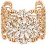 Belle Badgley Mischka Stone Cuff Bracelet