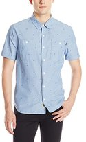 HUF Men's Payday Chambray Shirt