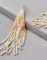 American Eagle Outfitters AE Seed Bead Statement Earring