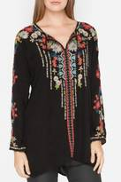 Johnny Was Emily Embroidered Tunic