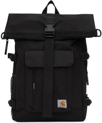 Carhartt Work In Progress Black Philis Backpack